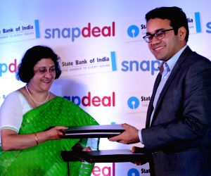 SBI inks initial accord with Snapdeal for seller financing