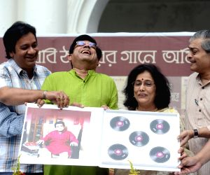Amit Kumar's first Rabindra Sangeet album launch