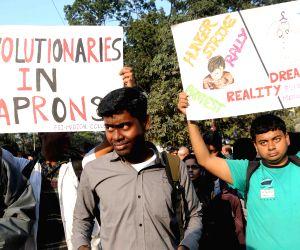 JU students' demonstration