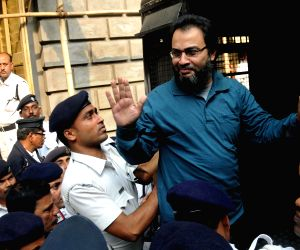 Kunal Ghosh produced in court