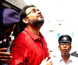 Sudipta Sen, Debjani Mukherjee, Kunal Ghosh produced in court