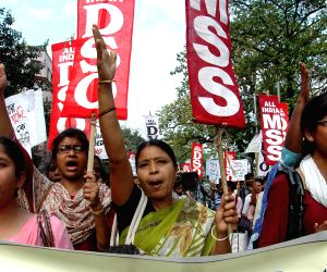 AIDSO, AIDYO, AIMSS demand death penalty for Nirbhaya rapists