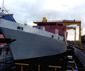 Anti-submarine ship to be launched in Kolkata