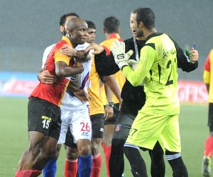 I-league - East Bengal vs Bharat FC