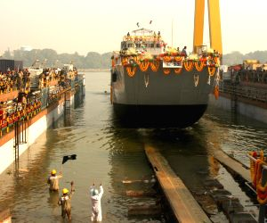 Third ship of LCU Mk IV project launched