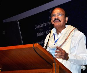 Consultative Workshop on Urban Governance - Venkaiah Naidu, Babul Supriyo