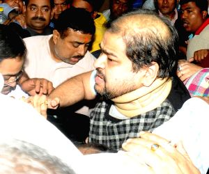 TMC MP Srinjoy Bose released on bail