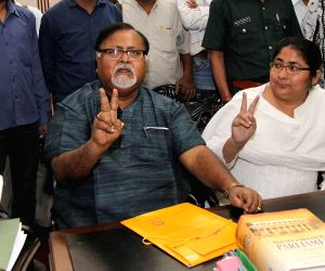 Dola Sen files her nomination papers for Rajya Sabha elections