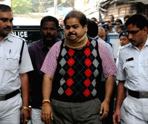 Srinjoy Bose produced in court