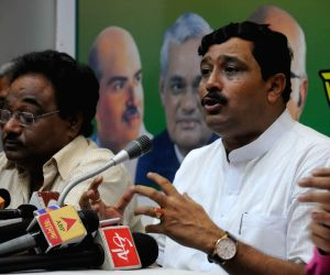 Rahul Sinha's press meet