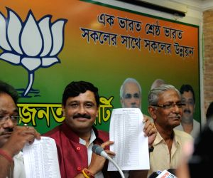 BJP release first list of candidates for Kolkata Municipal election