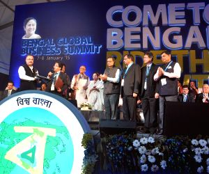 Bengal Global Business Summit 2015