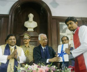 WB Governor during a programme at Scottish Church College