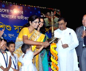 State Child Protection Day celebration