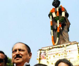 Subrata Mukherjee pays tribute to former prime minister Indira Gandhi