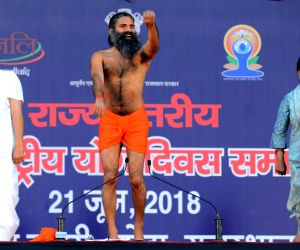 Kota creates world record with 2 lakh people performing yoga