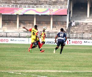 Minerva pip Gokulam in I-League