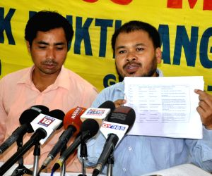 Akhil Gogoi's press conference