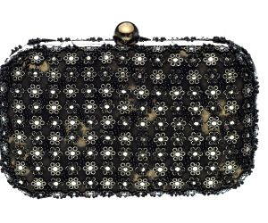 37 designers create 37 black clutches for cause