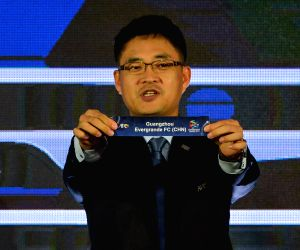MALAYSIA KUALA LUMPUR SOCCER AFC CHAMPIONS LEAGUE DRAW