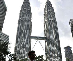 Kuala Lumpur (Malaysia): Anil Kapoor in Kuala Lumpur