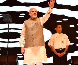 Kuala Lumpur: Modi addresses at a Community Programme