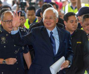 MALAYSIA-KUALA LUMPUR-NAJIB