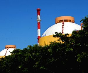 Where Kudankulam's nuclear island is created bit by bit