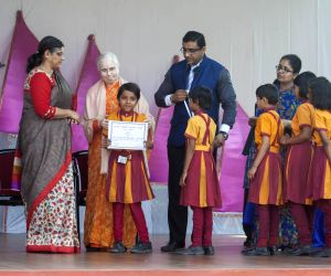 Annual prize distribution ceremony of JKP Education