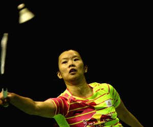 CHINA-KUNSHAN-BADMINTON-TOTAL BMF THOMAS & UBER CUP FINALS 2016