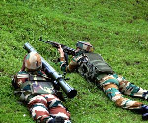 Security forces, militants engaged in gunfight in Kupwara
