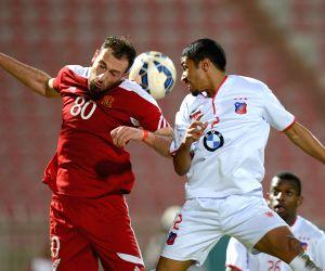 KUWAIT-KUWAIT CITY-AFC CUP 2015-AL JAISH VS KUWAIT SC