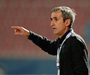 KUWAIT-KUWAIT CITY-AFC CUP 2015-AL KUWAIT SC VS RIFFA SC