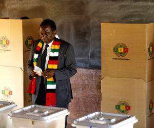 ZIMBABWE KWEKWE PRESIDENTIAL ELECTION