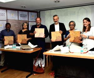 PhD research that blosommed into first organised collection of Delhi's maps