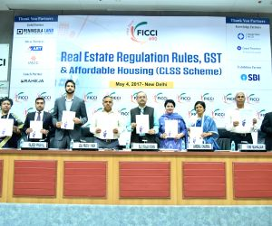 "Seminar on ""Real Estate Regulation Rules, GST & Affordable Housing (CLSS Scheme)"