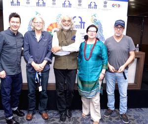 IFFI 2017 - International Jury Press Conference