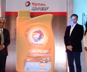Launch of a new range of automotive lubricant
