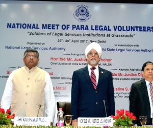 National Meet of Para Legal Volunteers