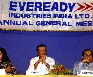 Eveready's AGM - Aditya Khaitan, Amritanshu Khaitan