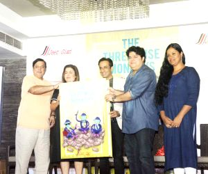 Launch of Jeet Gian book,The Three Wise Monkeys