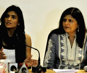 Preeti Goenka's press conference