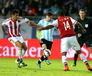 CHILE-LA SERENA-COPA AMERICA-ARGENTINA VS PARAGUAY
