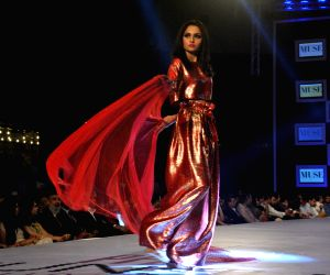 2nd day of the PFDC Sunsilk Fashion Week in Lahore