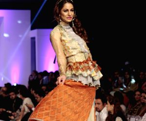 PAKISTAN LAHORE FASHION WEEK