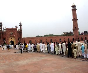 Prayers during the holy month of Ramadan