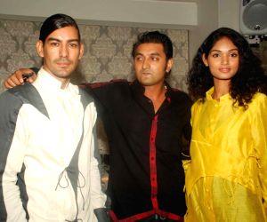 Lakme Fashion Week media preview bash.