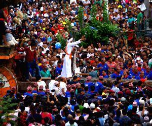 NEPAL-LALITPUR-RATO MACHHENDRANATH FESTIVAL