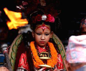NEPAL-LALITPUR-BHOTO JATRA FESTIVAL