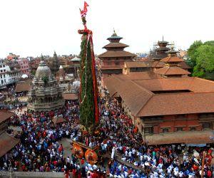NEPAL LALITPUR FESTIVAL